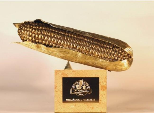 XI. Kukorica Termésverseny eredményei és díjazottjai