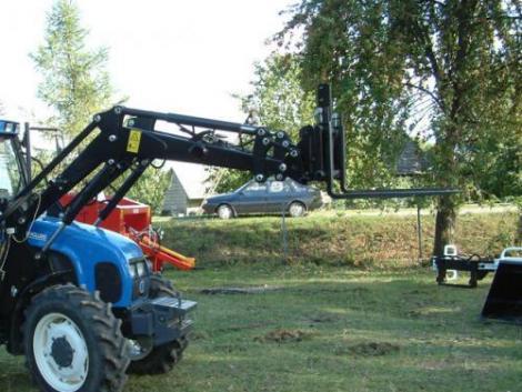 Metal-Fach homlokrakodó, többféle típusú traktorhoz eladó fotó