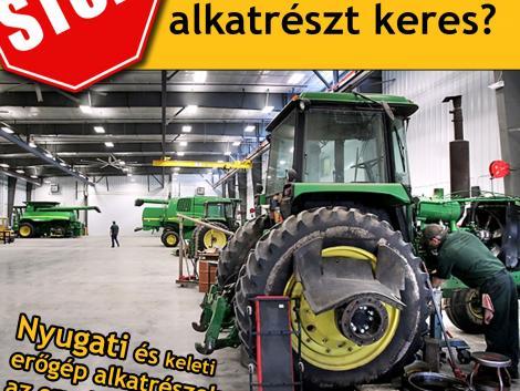 Alkatrészek nyugati traktorokhoz fotó