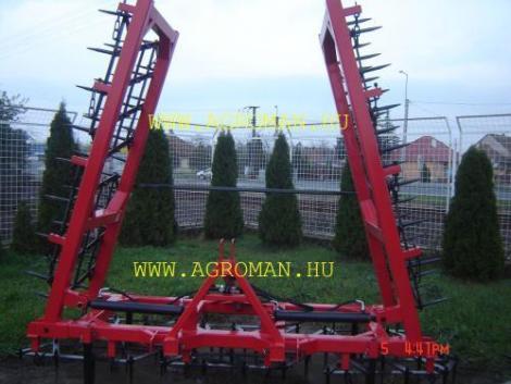 FOGAS BORONA új 7, 7 m HYD , 50 kg levéllel fotó