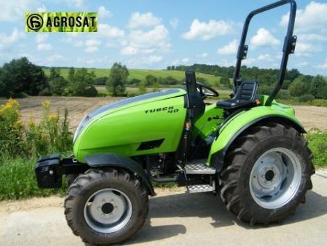 TUBER 40-50LE traktor a legolcsóbb nézze meg! eszállító importőr Agrosat Gépker ! fotó