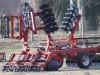 SV - 'V' elrendezésű vontatott tárcsás borona + elmunkáló henger