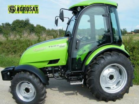 Tuber traktor, 40-50 LE 4WD , AGT traktor , TY kinai , Foton Europard traktor ! fotó