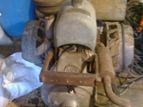 Grunder U3g traktor eladó fotó
