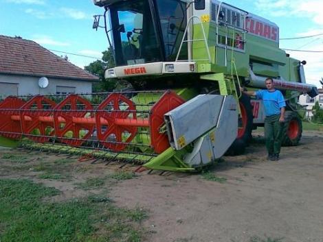 Mezőgazdasági Bérmunkát Vállalok fotó