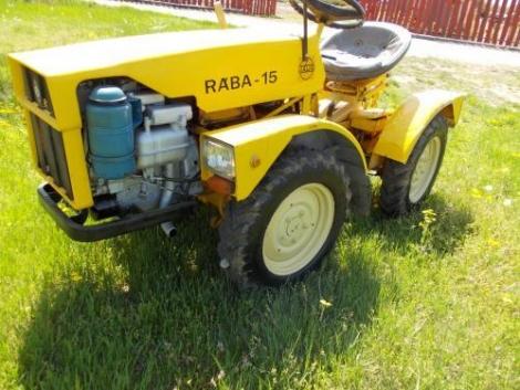 Keresek négykerékhajtású dízel traktort tartozékaival, agy anélkül. TZ4K14B T4K Tzk Rába15... fotó