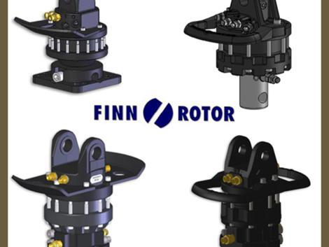 FINN-ROTOR rotátorok / rotor / fordító / kanálfordító fotó