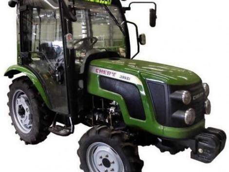 CHERY kistraktor 25LE , 40LE vízhűtéses , 4WD, szép , jó minőség, olcsó ár. ! fotó