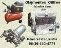 Kompresszor javítás