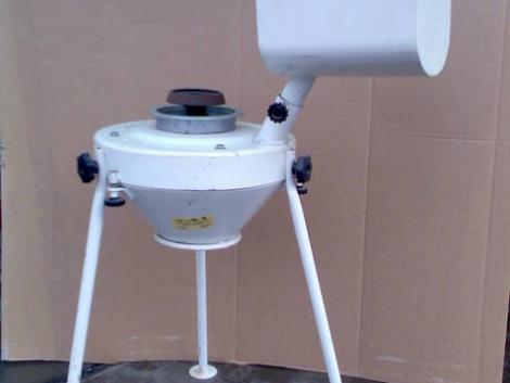 Terménydaráló adapter KF-04 rotakapához fotó