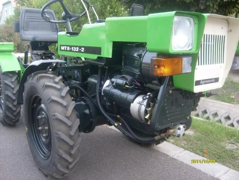 Keresek négykerékhajtású dízel traktort tartozékaival, vagy anélkül. TZ4K14B T4K Tzk Rába15 fotó