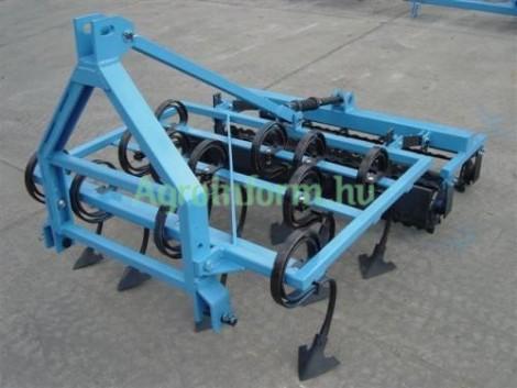 MAGÁGYKÉSZÍTŐ kombinátor 1, 1 - 1, 4 - 1, 6 - 2, 2 - 2, 8 m munkaszélességgel eladó! fotó