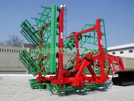 ÚJ - MAGÁGYKÉSZÍTŐ KOMBINÁTOR! 3, 3 m és 4, 4 m munkaszélességben, kiváló minőség! fotó