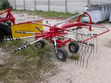 Rendsodró-rendképző, rotoros, tandemkerekes fotó