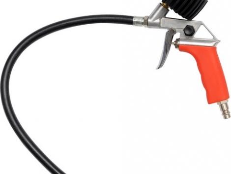 Kerékfúvató pisztolynyomásmérővel fotó