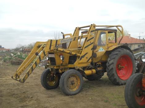 MTZ 50, 55 traktor fotó