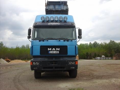 MAN 33S46 S32 6×4 fotó