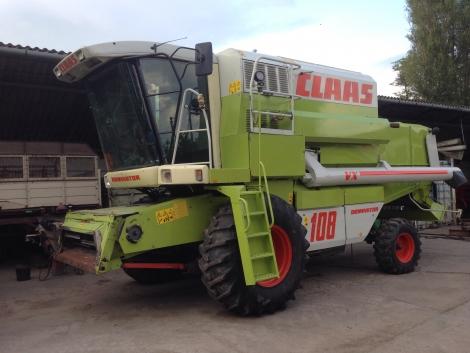 Claas 108 VX kombájn eladó fotó