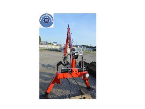 Hidraulikus rakodógép 4 m fotó