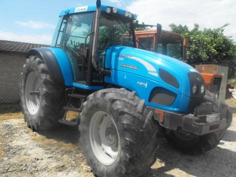 Landini Legend 165 Turbo traktor fotó