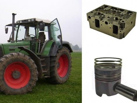 Fendt traktoralkatrészek eladók fotó
