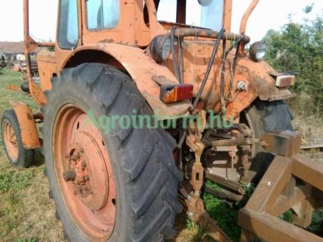 MTZ traktor eladó fotó
