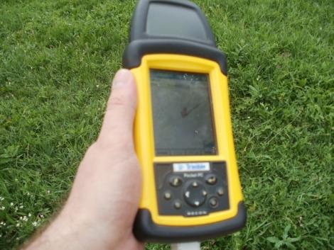 Mezőgazdasági célú Trimble területmérő GPS eladó fotó