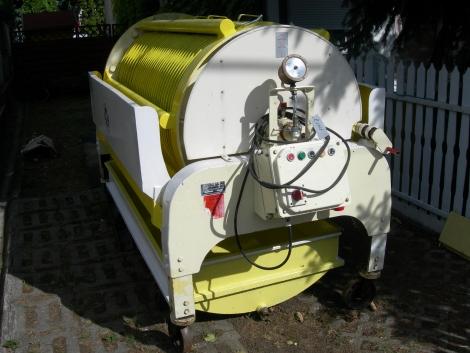 Automata szőlő-almaprés eladó fotó