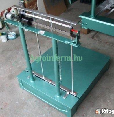 Mérleg 200 kg méréshatárig eladó (lejárt) - kínál - Baja - 55.000 Ft - Agroinform.hu
