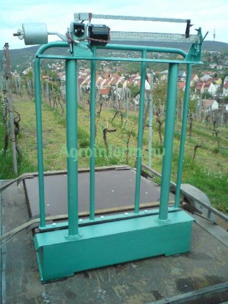 Mérleg tolósúlyos 500 kg-ig mérő eladó (aktív) - kínál - Pécs - 80.000 Ft - Agroinform.hu