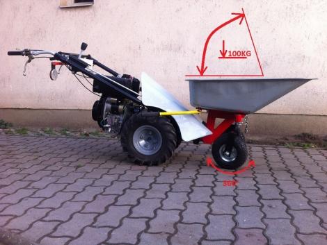 MF 70 Diesel TALICSKA adapterrel eladó fotó