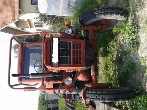 Mtz 50 és pótkocsi eladó fotó