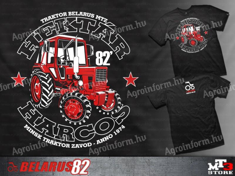 fa0876cf48 Belarus-MTZ 82 Hektár Harcos Póló (aktív) - kínál - Debrecen - 1.999 ...