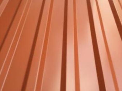 trapézlemez cserepeslemez közvetlenül a gyártótól! fotó