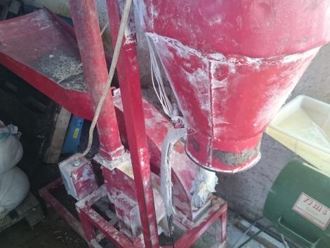 Ciklonos terménydaráló ELADÓ! fotó