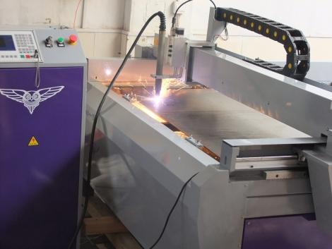 CNC vezérlésű gépek fotó