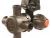 ARAG 4-es fúvókatartó,bajonettes,membránzáras,forgatható nedves szórókerethez