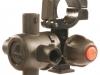 ARAG 4-es fúvókatartó,bajonettes,membránzáras,forgatható száraz szórókerethez