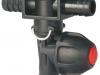 ARAG 413 Egyes fúvókatartó átmenő,bajonettes,membránzáras,U-profilba szerelhető, száraz sz
