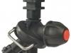 ARAG 413 Hármas fúvókatartó membránzáras,végzáró,bajonettes, száraz szórókerethez