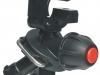 ARAG Hármas fúvókatartó,bajonettes,membránzáras,forgatható 1-csavaros nedves szórókerethez