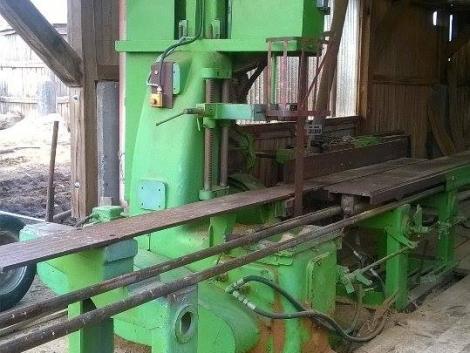 CANALI HBSG 1000 hidraulikus szalagfűrész eladó fotó