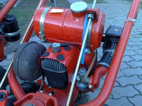 MF70 MOTOR MF 70 FELÚJÍTOTT MOTOR fotó
