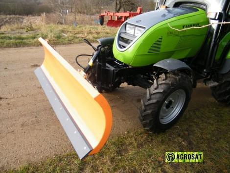 Hótolólap L 130 cm kis traktorra ! Felszerelés nélkül , vagy felszerelve ! fotó