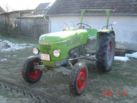 Fendt farmer 1 z fotó