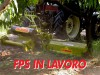 Calderoni FPS oldalazó talajmaró