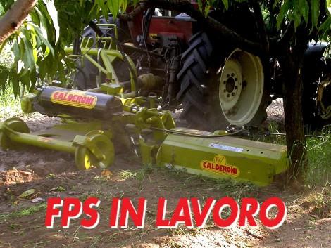 Calderoni FPS oldalazó talajmaró fotó