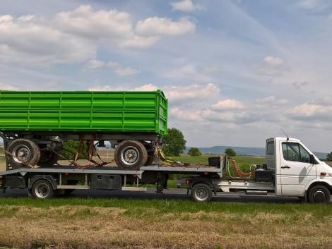 Kecskemét! Pótkocsi, Targonca, Gépszállítás kedvező áron visz fuvarban is! fotó