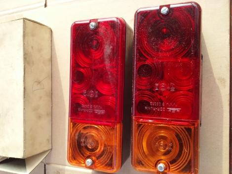 Multicar-Barkas hátsólámpa gyári új eladó fotó