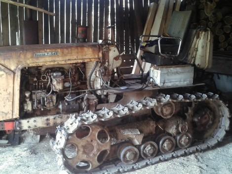 Eladó T -54 Bolgár lánctapas! fotó